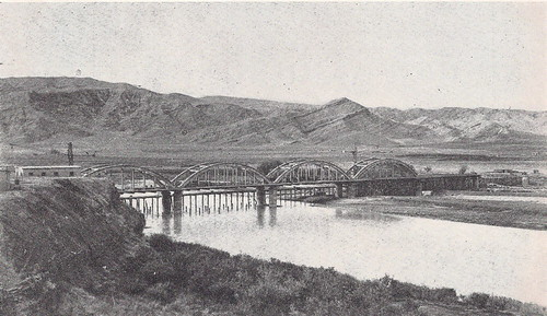 Taq taq bridge 1955