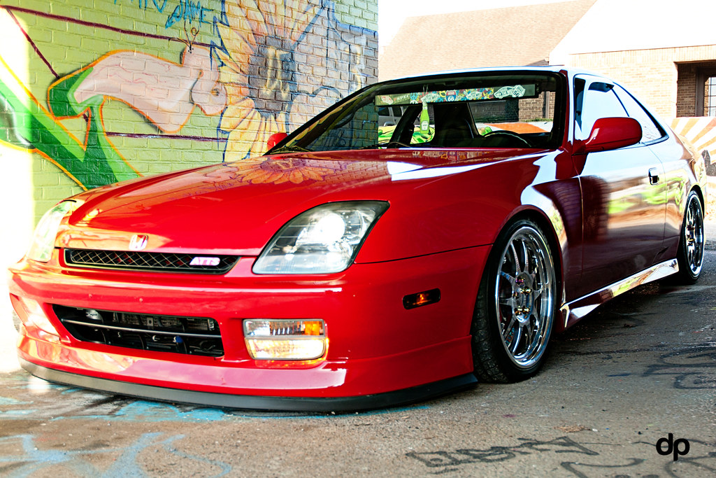 Honda Prelude Bb6 Bobby Flickr