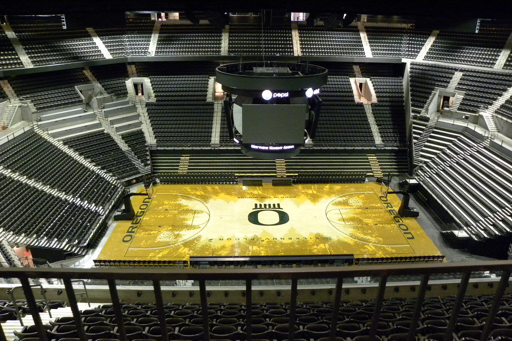 Matthew Knight Arena 27 Arena Seating And Pat Kilkenny