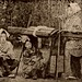 Geiko Kayo - dressed as a Kago Bearer 1870s