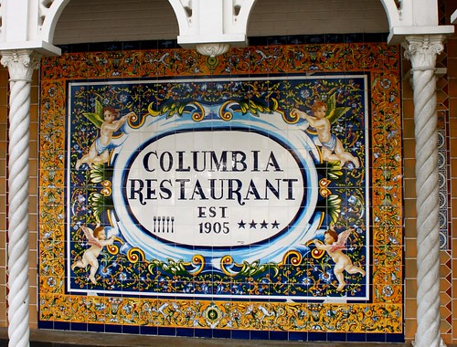 The columbia Restaurant, Tampa, Florida | by Kim | Affairs of Living