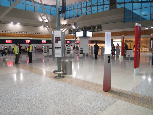 Qantas 'next generation check-in' | by cityofsound