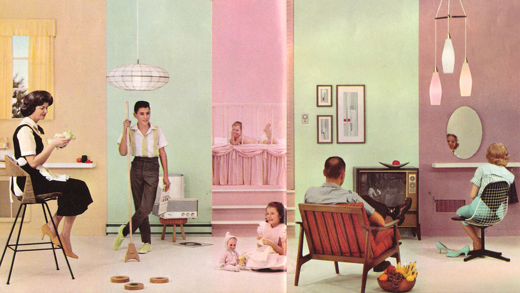the american dream of the1950s essay