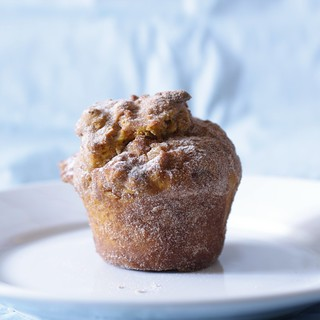 pumpkin doughnut muffin | by Madison Bistro