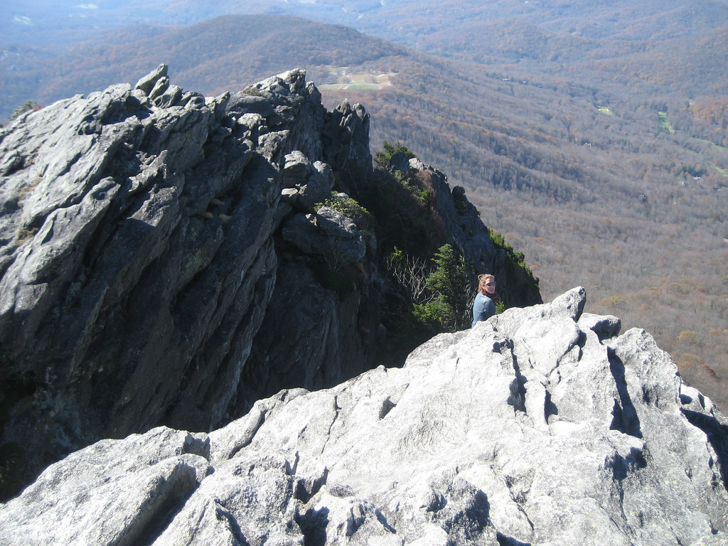Grandfather Mountain State Park You Can Access The