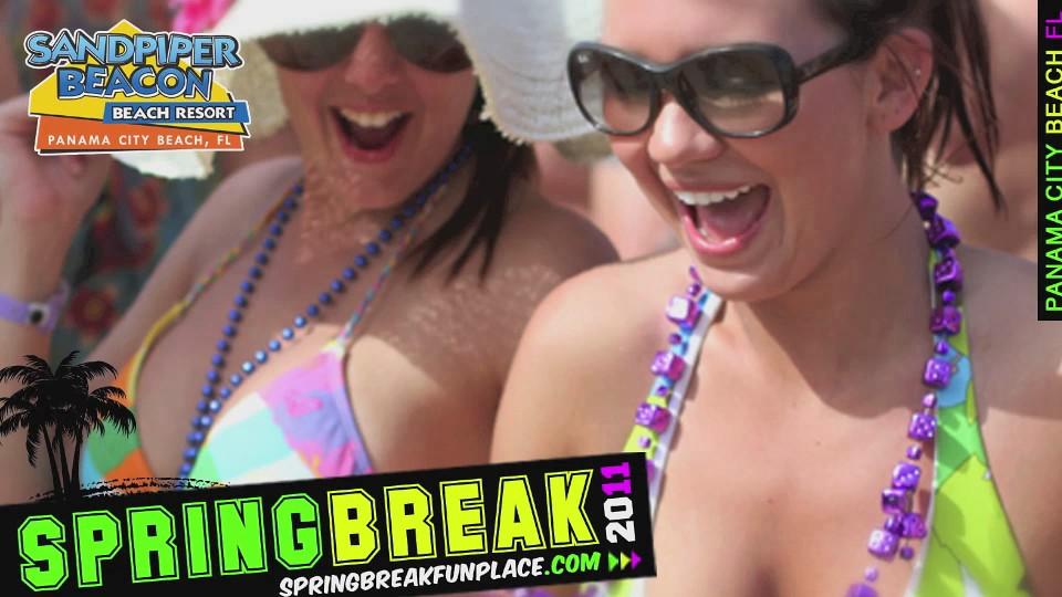 Spring Break Panama City Beach  Dates