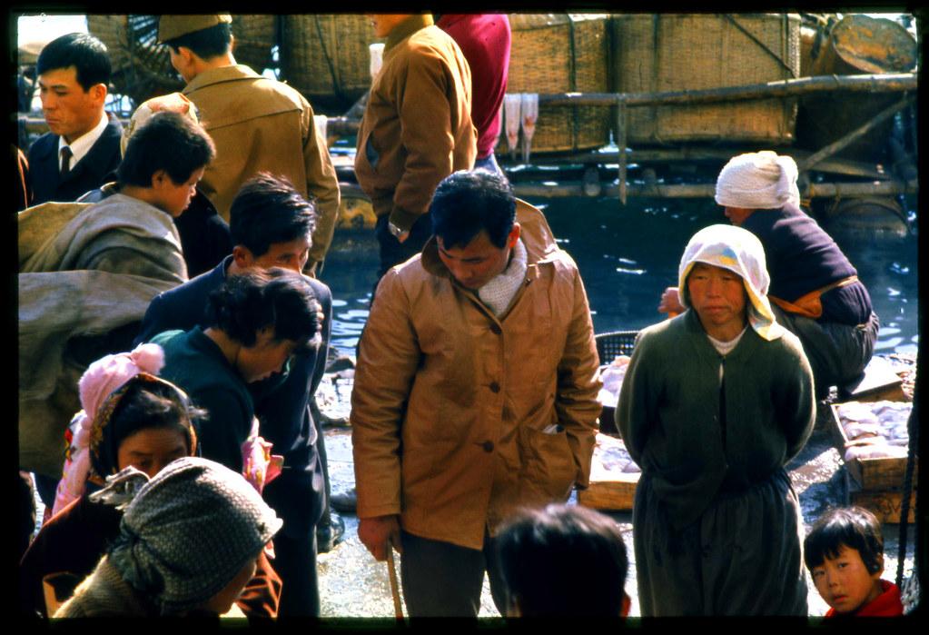 Korea pusan fish market frank keillor flickr for Franks fish market