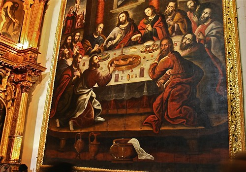 Marcos Zapata The Last Supperquot by Marcos Zapata 1753 Flickr Photo