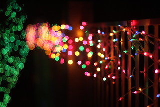 The magic of Christmas bokeh | by kevin dooley