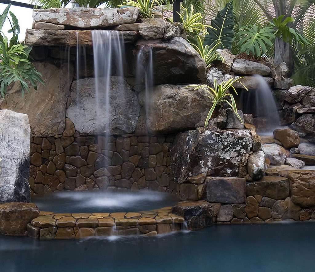 1 Natural Stone Grotto Waterfall The Number One Natural