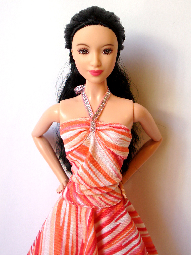 Princess Of Korea 2005 Redressed Doll Sku B5870 Fashion F Flickr