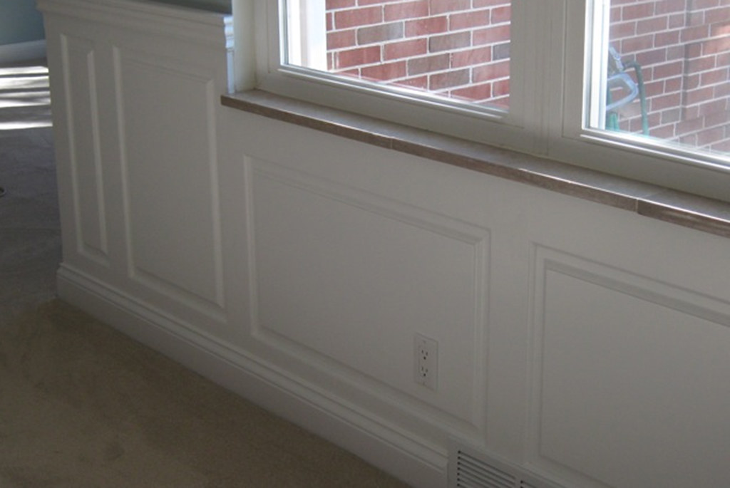 Wainscoting Panel Classic Raised Dining Room Kirkwoo