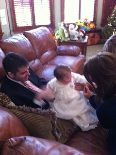 Christening of Lauren Olivia Jones | by Kris Jones Blog