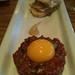Steak Tartare @ Parkside Restaurant - Austin, TX
