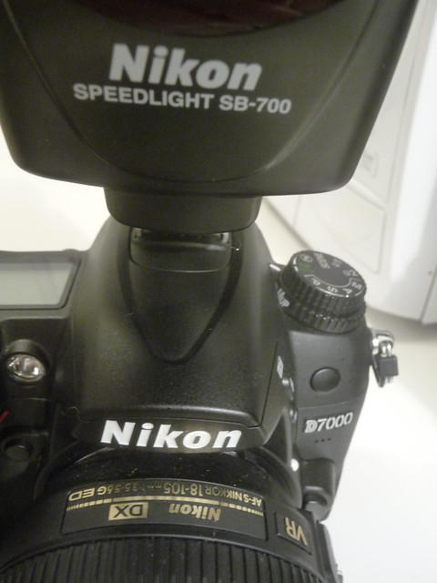 nikon sb 700 how to put on auto