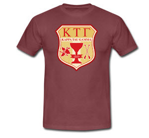 Greek Kappa Tau Gamma Shirt Ktg Tshirts For Sale In