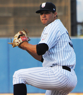 Tommy Kahnle New York Yankees 5th Round Pick Tommy