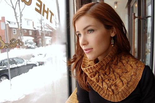 Cream and Sugar Cowl 3 | by nevernotknitting