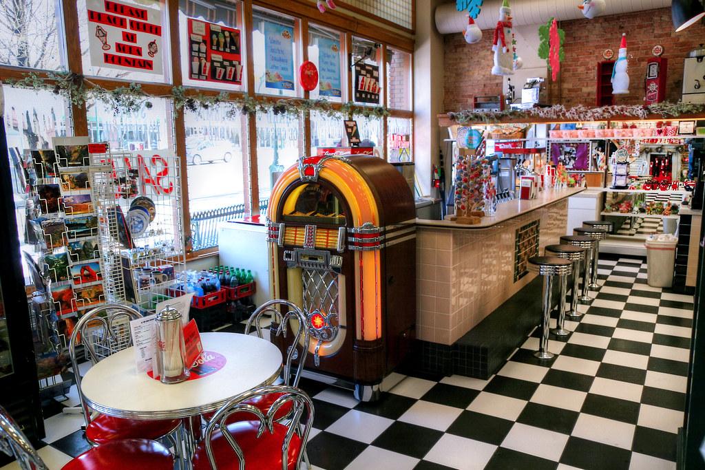 Cedar City Main Street Cafe