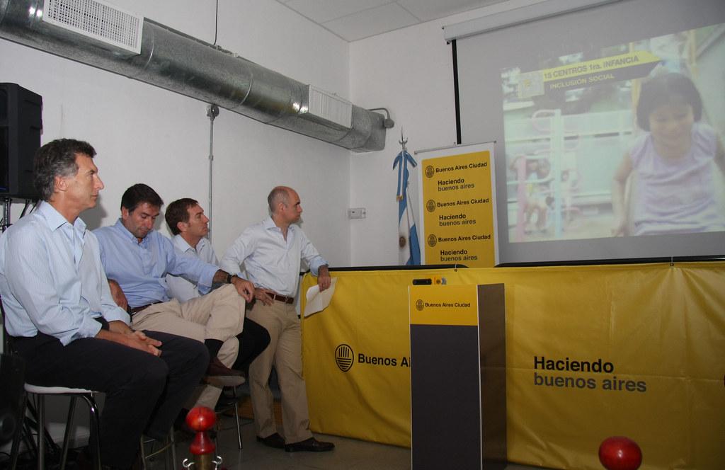 Macri presenta un plan de viviendas por m s de 16 for Plan de viviendas macri