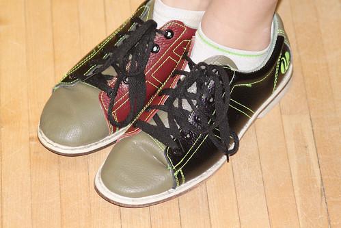 Size Bowling Shoes Rental Western Bowl