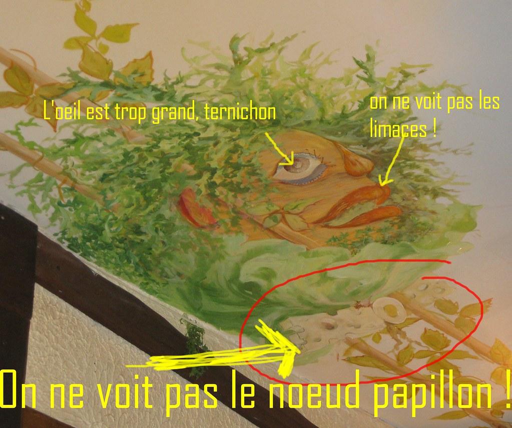 travesti step 4  faut perfectionner !  Salade Parisienne  ~ Travesti Bois De Boulogne
