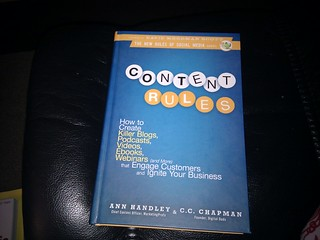 What I am reading now - content rules | by ShashiBellamkonda