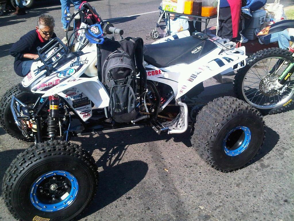 QuadTech ATV