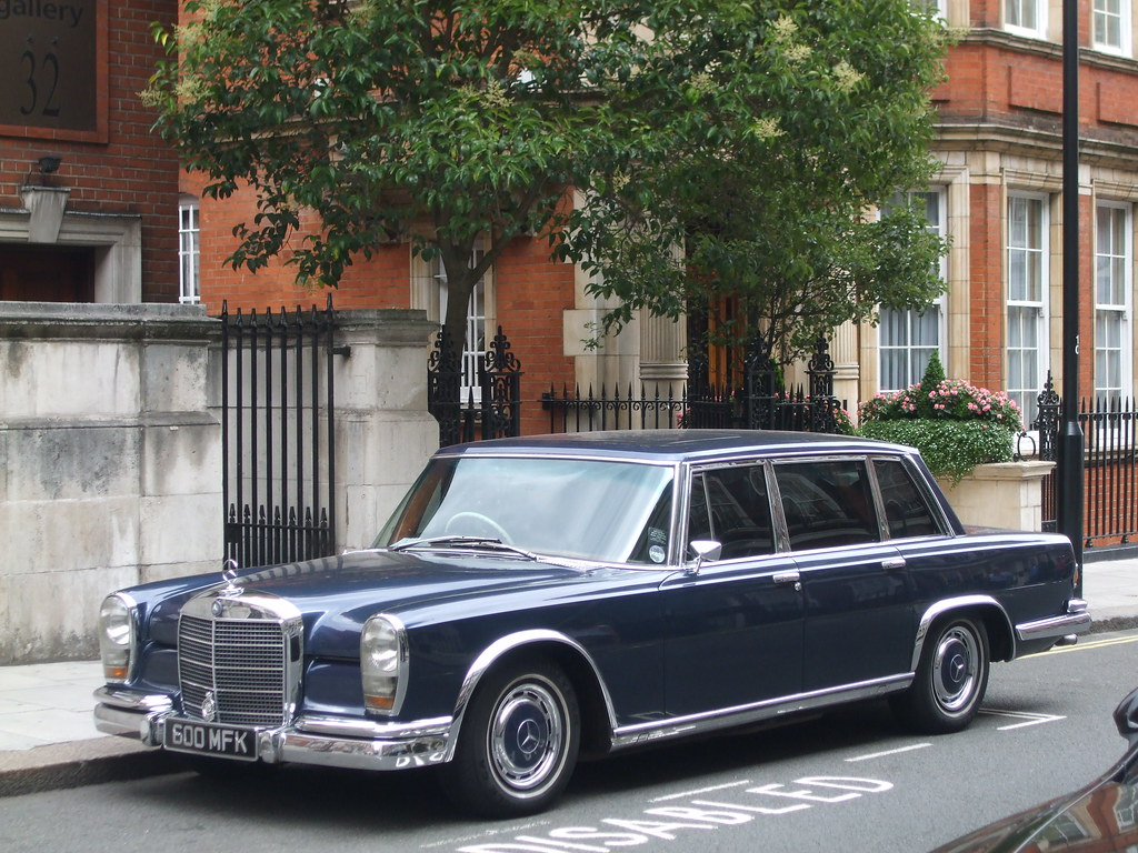 Mercedes benz 600 grosser stunning old mercedes in for Mercedes benz 600s