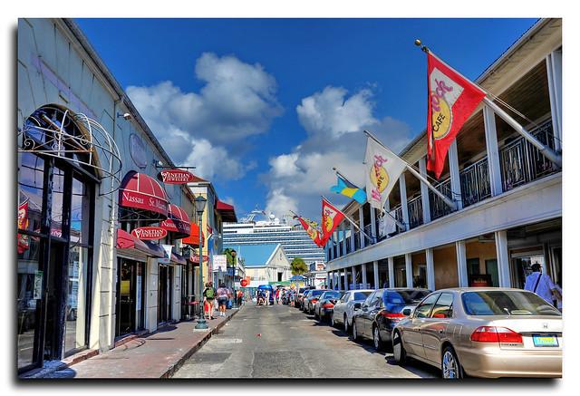 Nassau Bahamas Hard Rock Cafe Shopping