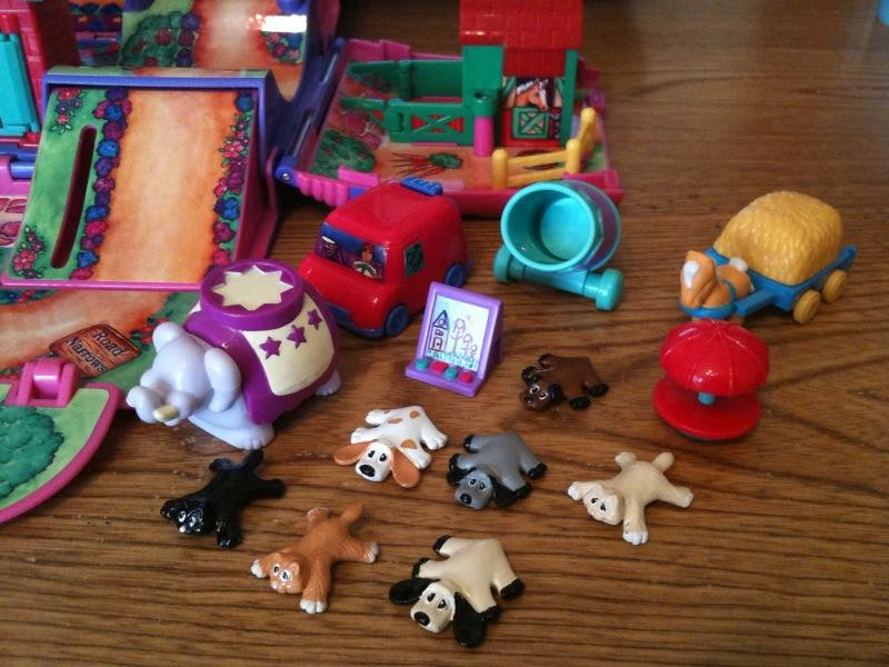 Pound A Ball Toy Toys : Pound puppies van of now this contained hours fun