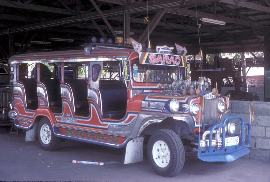 Special design Jeepney PLY-248 at SARAO factory Las Pinas ...