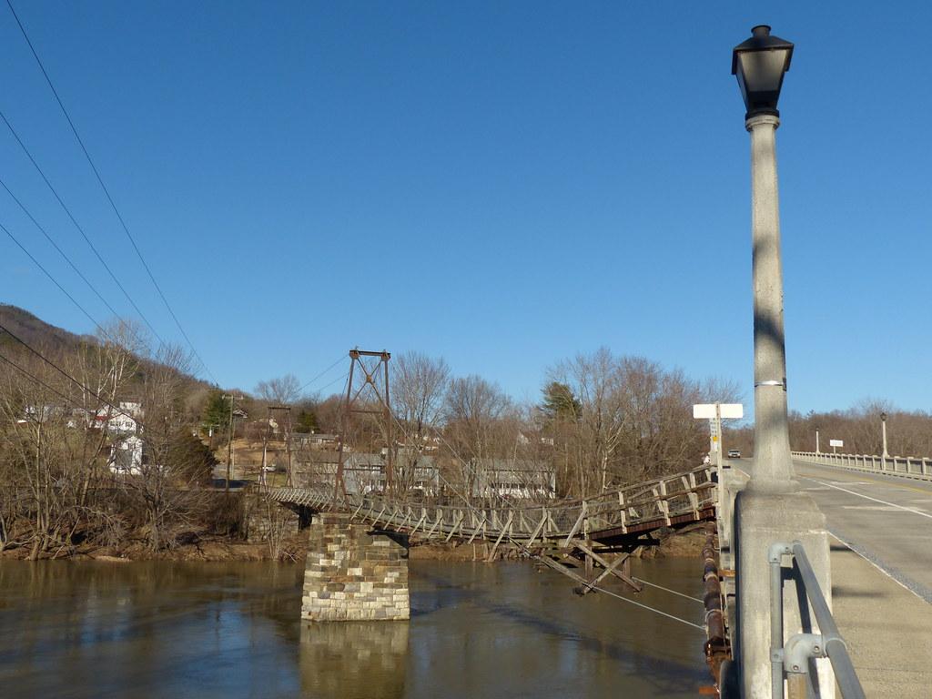 Question long swinging bridge photos long