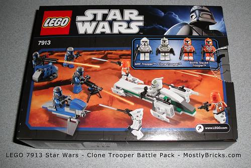 Star Wars Clone Trooper Lego Lego 7913 Star Wars Clone