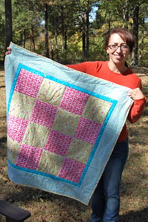 Flannel Quilt (Roberts) | by Sarah quilts!