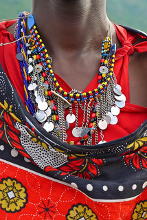 The Maasai tribe | by Rita Willaert