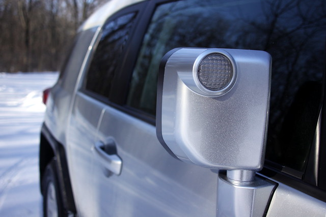 Side View Mirror Light On Toyota Fj Cruiser Daniel Dan