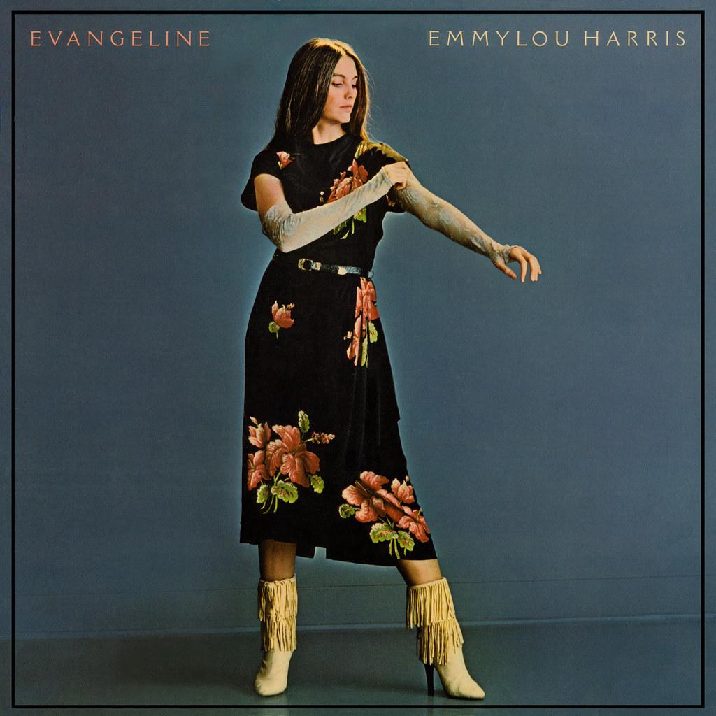 Emmylou Harris - Tennessee Waltz