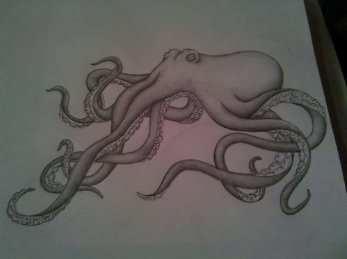 Octopus | by heatherfree85