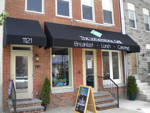 Storefront Awning Baltimore Hoffman Awning Maryland