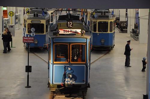 Im MVG-Museum wartet eine vielfältige Ausstellung zum Münchner Nahverkehr auf kleine und große Besucher.