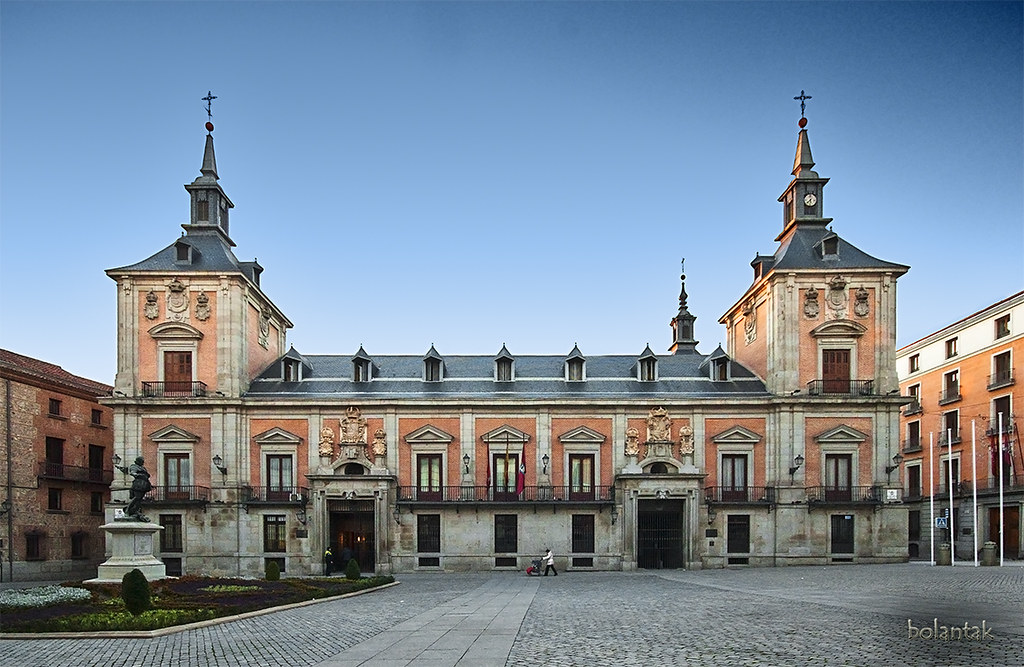 Antiguo ayuntamiento madrid andr s flickr - Casarse ayuntamiento madrid ...
