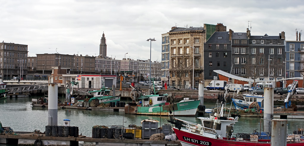 panorama le havre france le petit port rolye flickr. Black Bedroom Furniture Sets. Home Design Ideas
