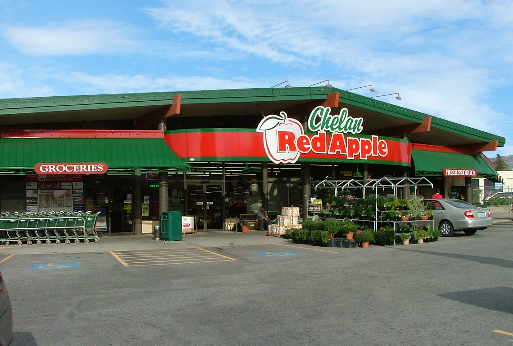 Grocery Store Signage | Exterior Grocery Store Remodel | S ...