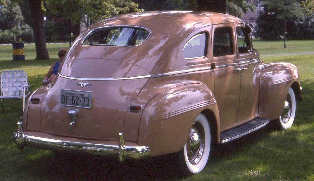 1940 dodge luxury liner deluxe 4 door richard spiegelman for 1940 dodge 2 door sedan