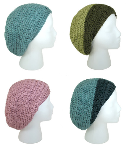 Gumdrop Slouchy Hat | by Gleeful Things
