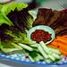 Korean beef barbecue - Maangchi recipe