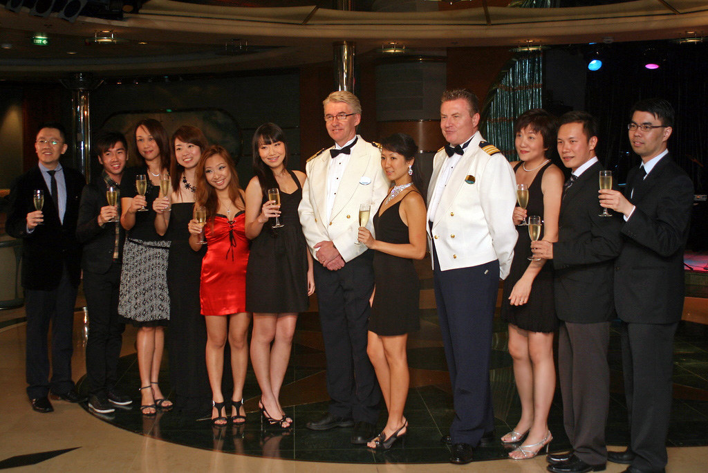 The Captain S Gala Night Catherine Ling Flickr