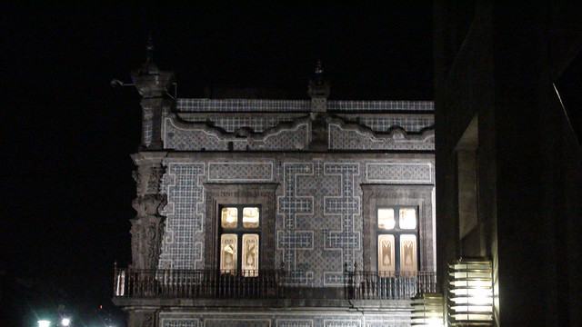 Casa de los azulejos antiguo palacio del conde del valle for Sanborns orizaba