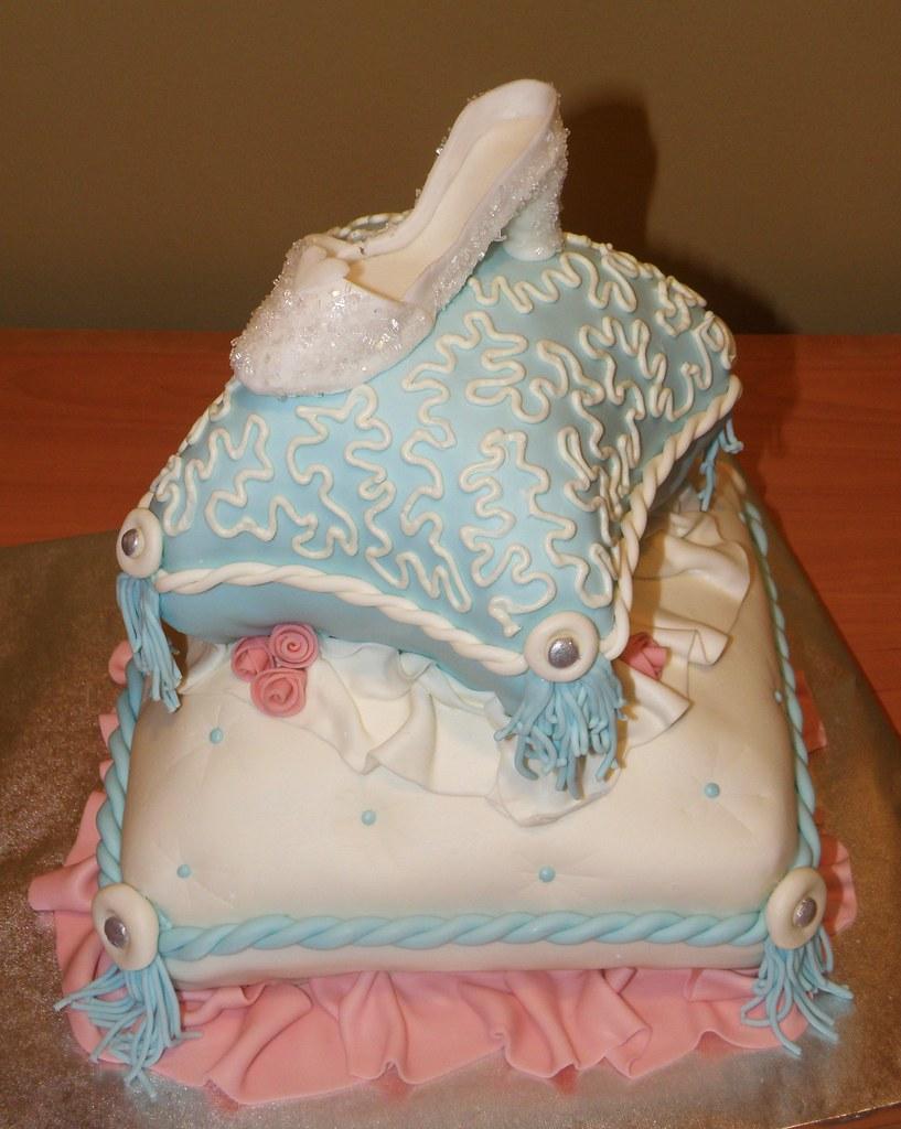 Glass Slipper Cake Pan